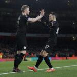 """De Bruyne hehkuttaa nuorta City-tähteä: """"Hänestä tulee yksi parhaista pelaajista maailmassa"""""""