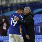Everton-manageri Carlo Ancelottilta iso uutinen Manchester United -ottelun alla
