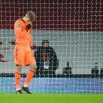 Arsenal-fanit hyökkäsivät maalivahtinsa kimppuun – joutui poistamaan some-tilinsä