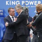 """Brendan Rodgersilta ilouutisia ManU-ottelun alla – jakoi myös kehuja Solskjaerille: """"Ole tekee upeaa työtä"""""""